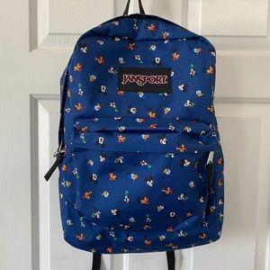 NEW Jansport Disney Backpack